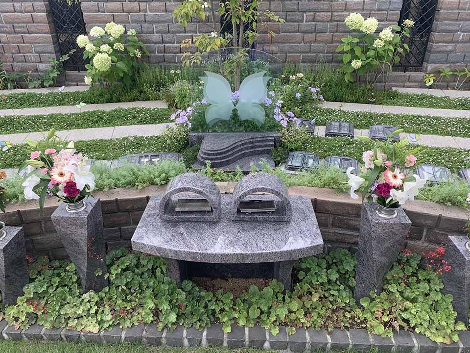 うらわ美園霊苑「永遠の絆」永代供養墓