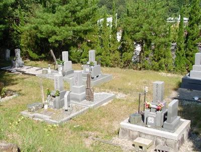 篠山市 今田墓地の画像1