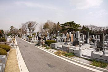 志津霊園内専福寺