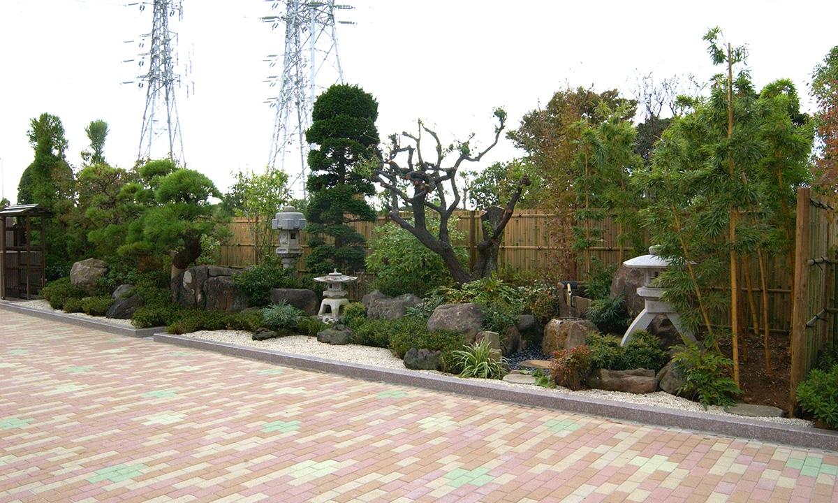 四季の杜 花見川霊苑