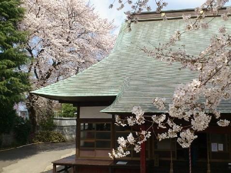 東泉寺墓苑