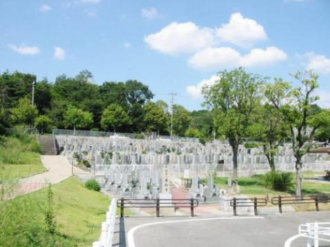 平和公園 東輪寺墓地
