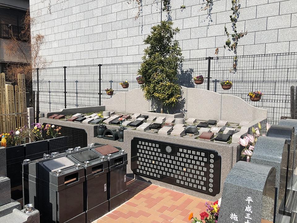 外苑こもれびの杜|樹木葬「Komorebi」