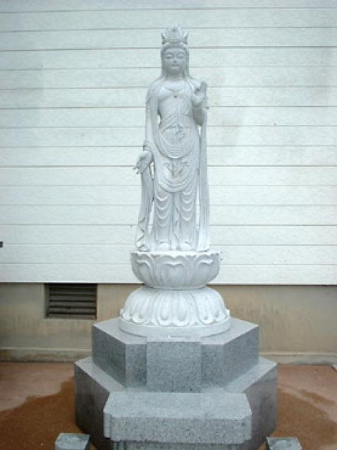 安性寺 永代供養塔