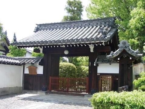 妙心寺塔頭 天球院の画像1