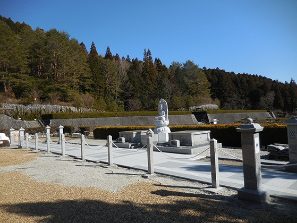 総本山金剛峯寺 高野山中之橋霊園の画像1