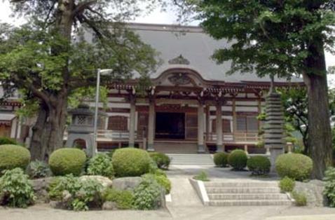 能徳寺墓苑の画像1