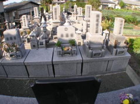 富岡東墓地の画像1