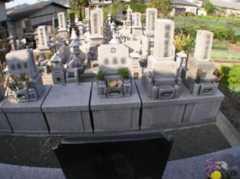 富岡東墓地