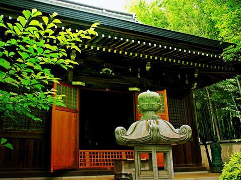 天台宗別格本山 中院墓苑の画像2