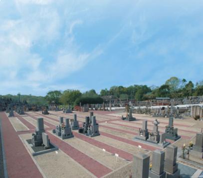 平和公園 万松寺墓地(萬松寺墓地)