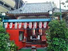 智剣山 威徳寺