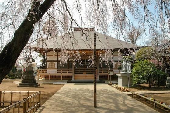 相頓寺墓苑