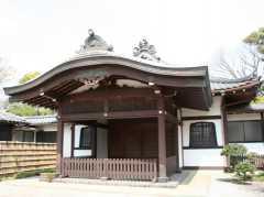 法光寺墓苑(伊奈町)