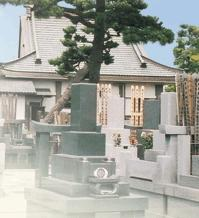 浄閑寺墓苑
