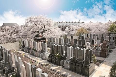 サニープレイス福壽園(福寿園)|桜並木に囲まれて眠れる霊園