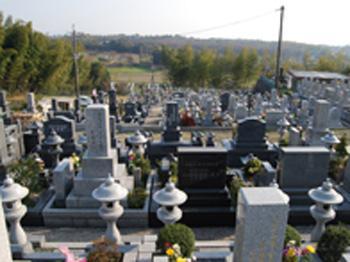 久留米墓地公園の画像1