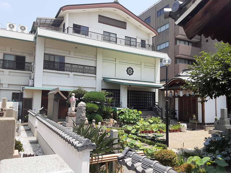 大善寺墓苑
