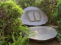 佛足寺墓苑