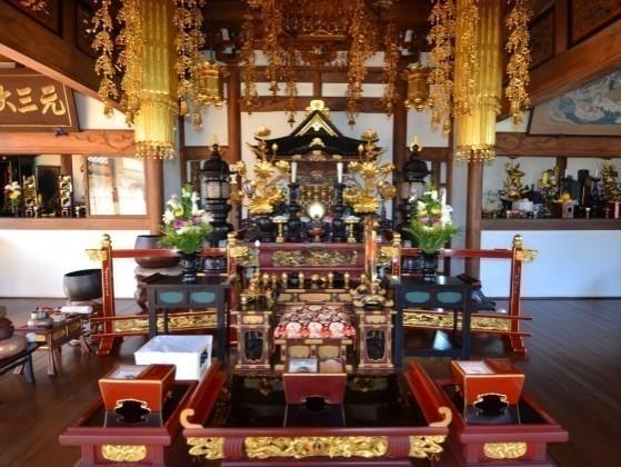 衹王山 妙法寺