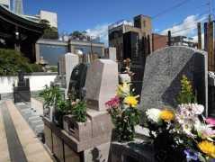 本法寺墓地