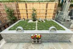 台雲寺墓地