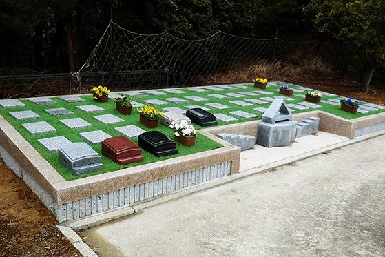 神峯山寺開成院霊園 永代供養墓