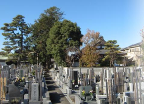 石田寺墓苑