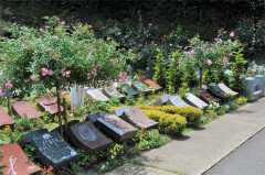 鎌倉やすらぎの杜 「ふれあいの碑」の画像