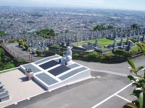 五月山緑地霊園 永代供養墓の画像1