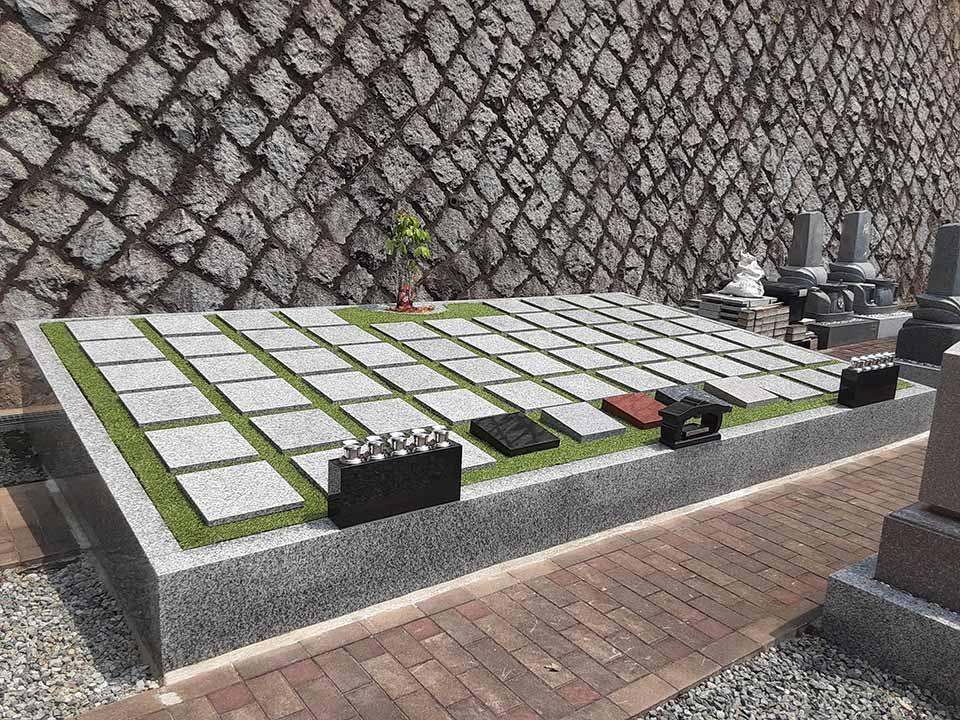 雷声寺 樹木葬1