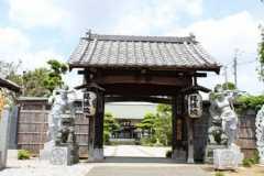 熊谷霊園見性院墓地