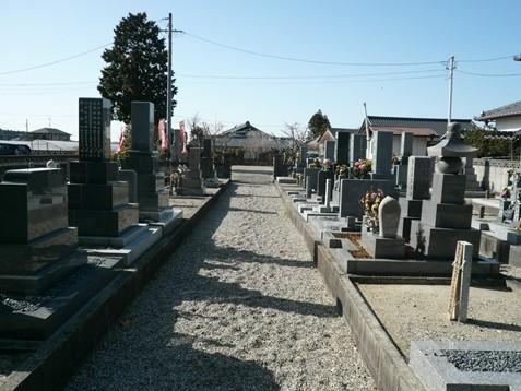 前熊寺墓苑