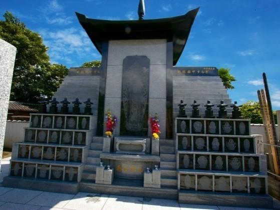 修行寺墓苑 永代供養墓