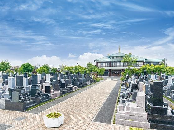 新埼玉霊園(上尾市)の画像1