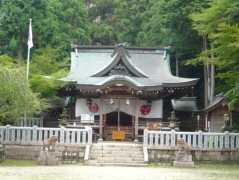 湯泉神社 みおやの郷
