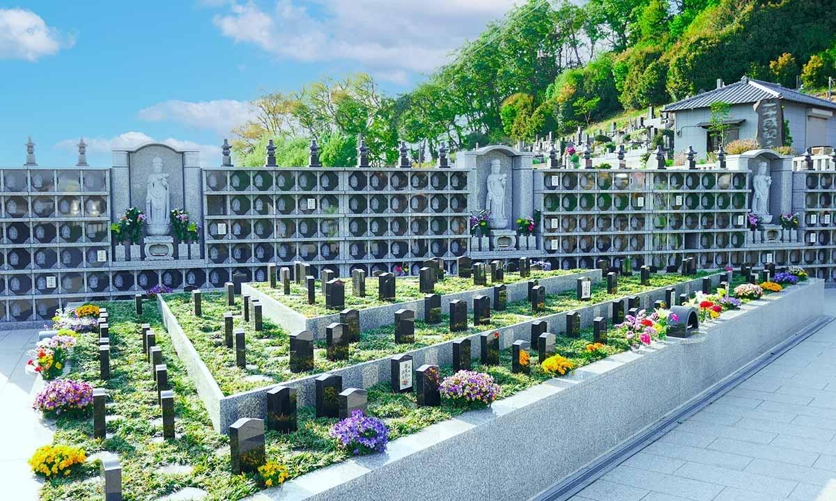 熊谷深谷霊園・龍泉寺 永代供養墓