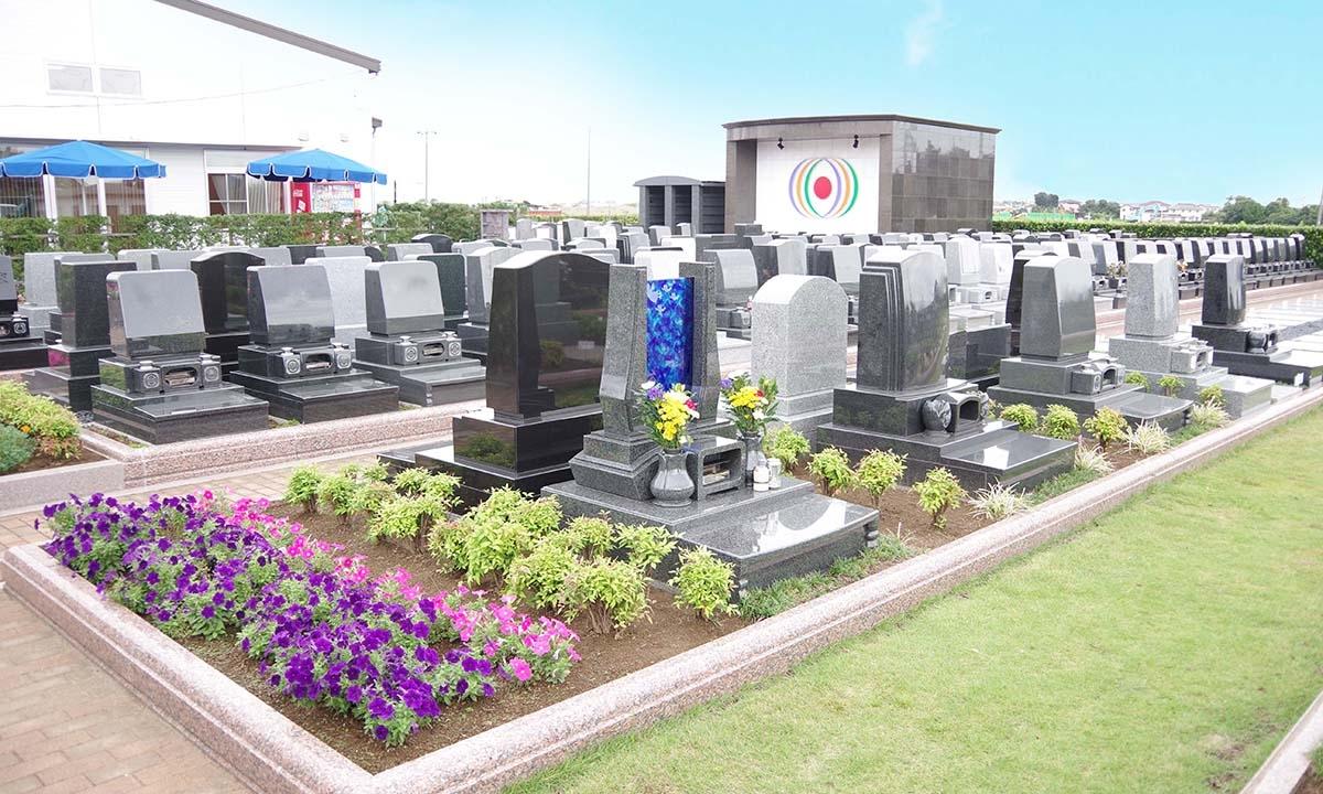 吉川美南霊園の画像2