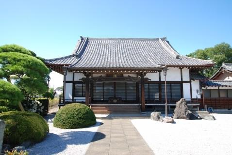 禅龍寺墓苑