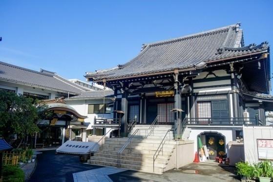 専修寺 関東別院 浄華台1