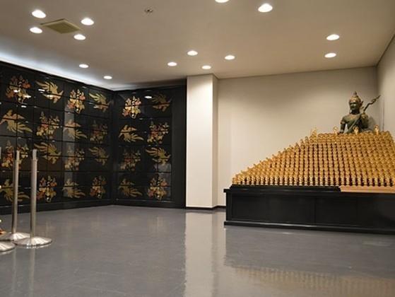 高津山 観音寺 納骨堂