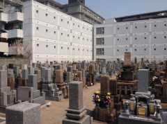 尼崎杭瀬墓地