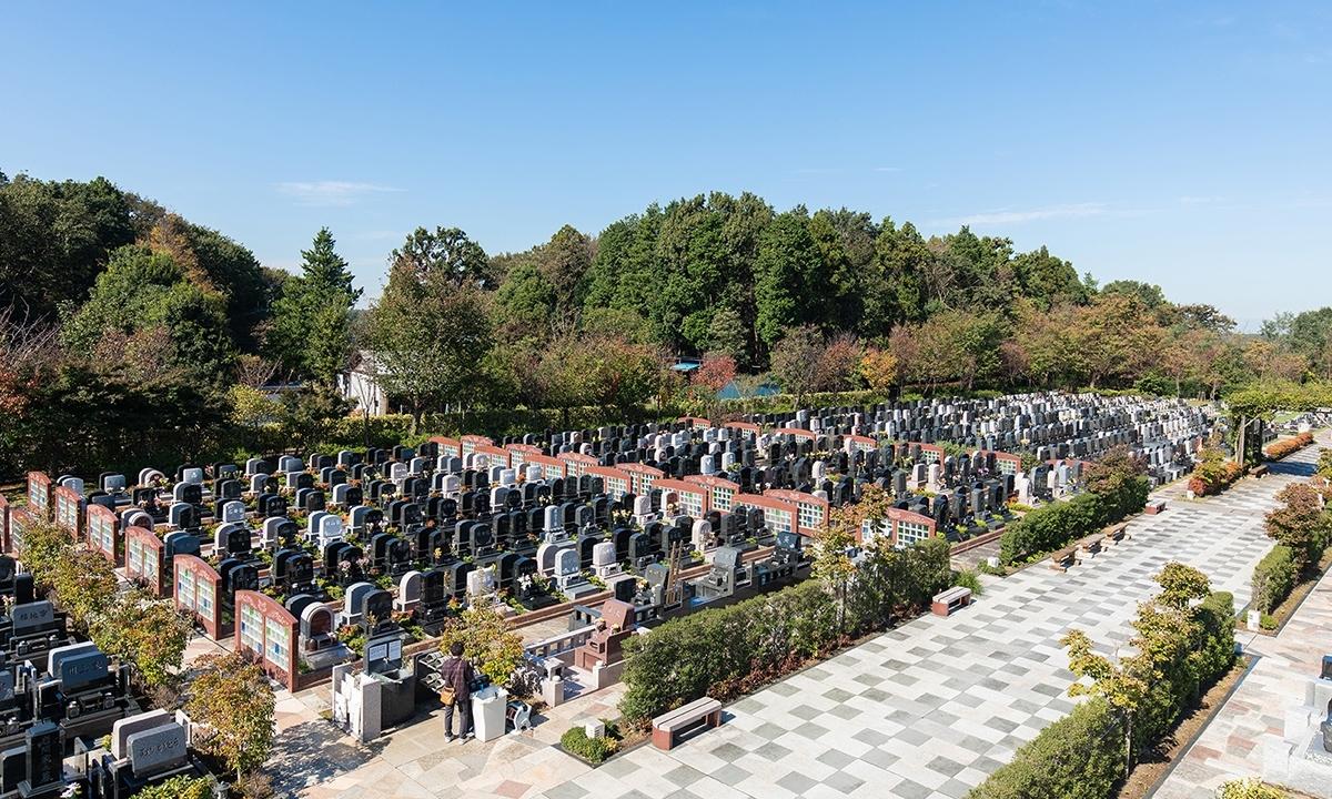 八千代悠久の郷霊園 永代供養墓の画像1