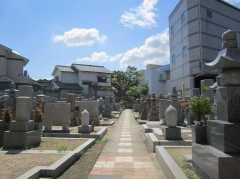 松屋共同墓地