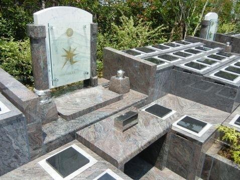 川口光輪メモリアル 永代供養墓「光」