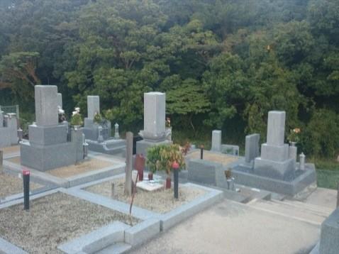 野中共同墓地