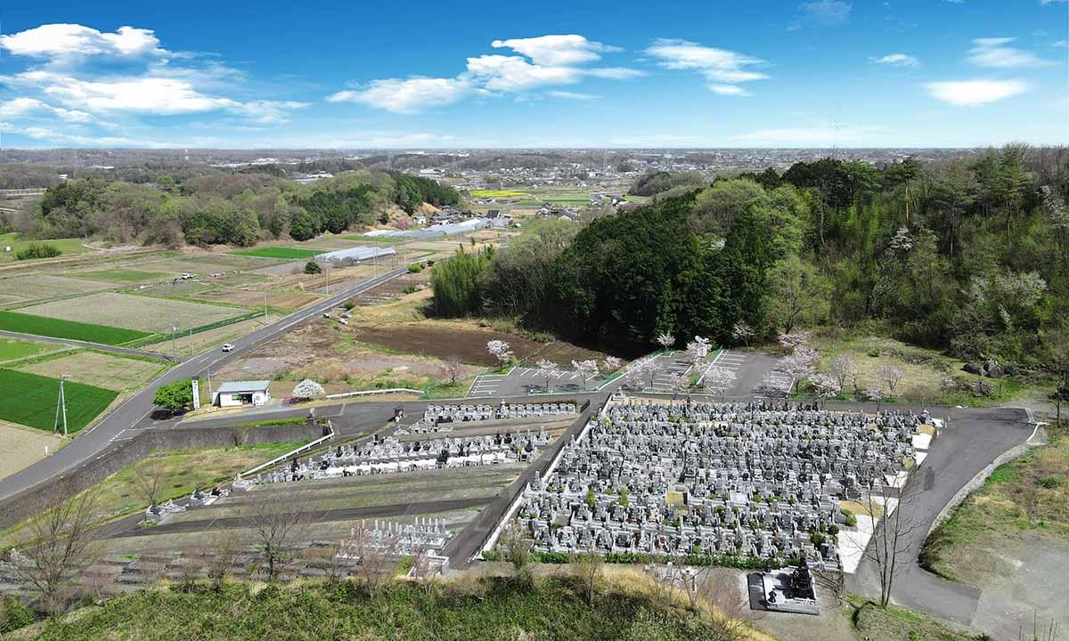 花園むさしの浄苑 永代供養墓「まほろば」