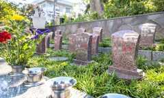 高応寺墓苑 永代供養墓・樹木葬