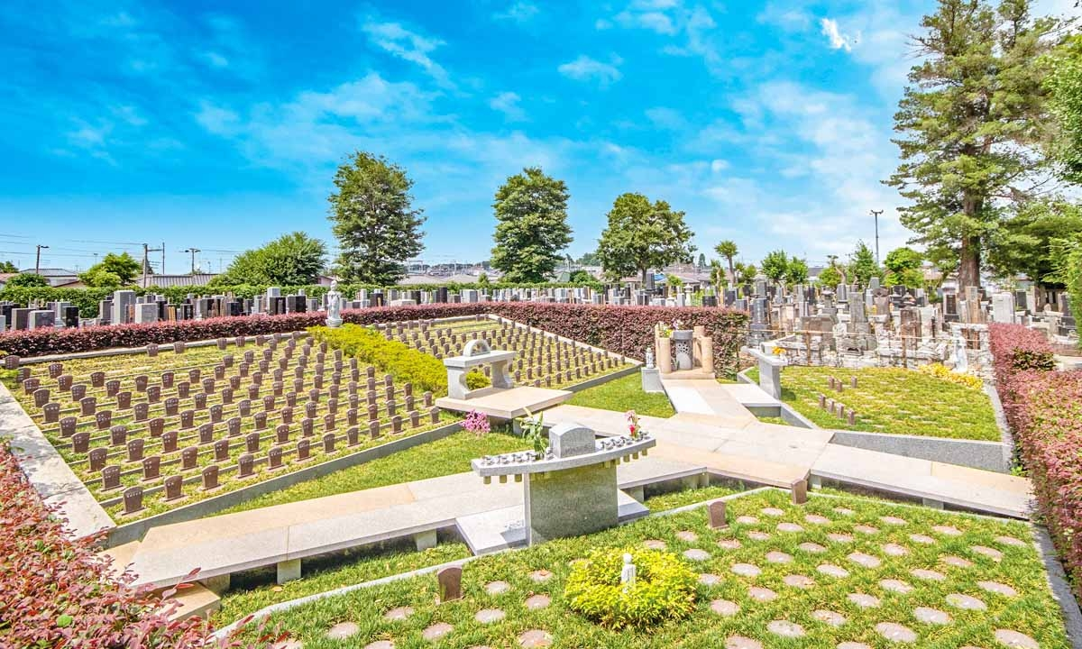浄安寺墓苑 永代供養墓・樹木葬