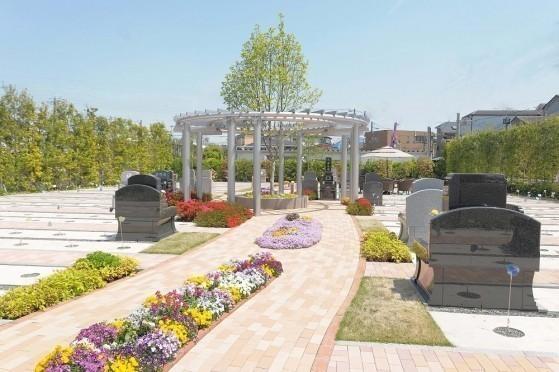 世田谷やすらぎ墓苑の画像1